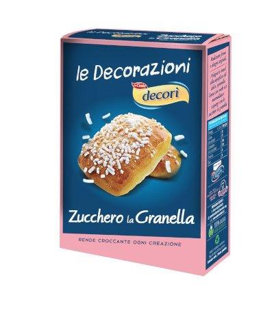 zucchero di granella- 125 gr