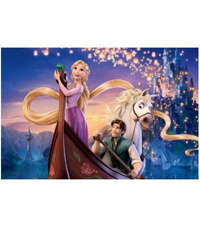 Ostia A4- Rapunzel 20 x 30 cm