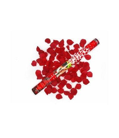 sparacoriandoli rosso petali- 40 cm