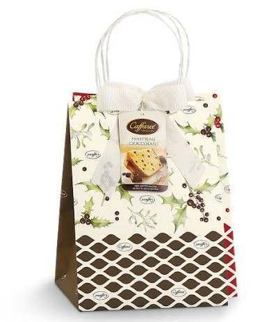 panettone cioccolato caffarel- 1 kg