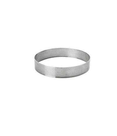 cerchio microforato 24 cm x 3.5 h