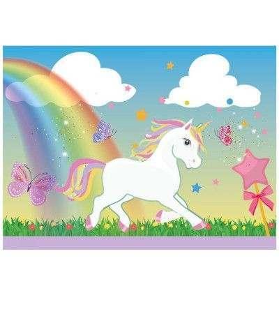 Ostia A4- Unicorno 20 x 30 cm