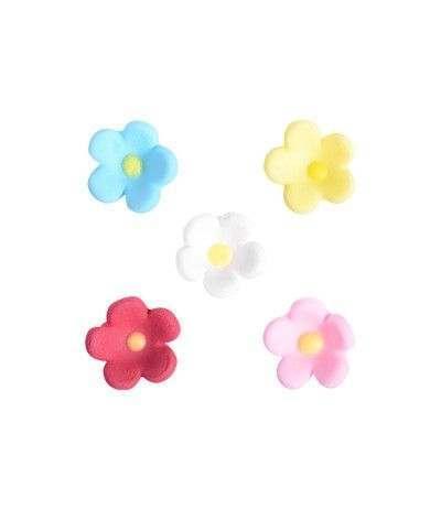 anemone di zucchero grande vari colori- 3,2 cm