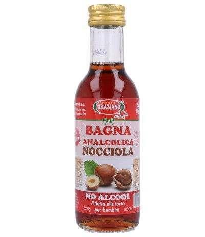 bagna analcolica graziano nocciola- 250 ml