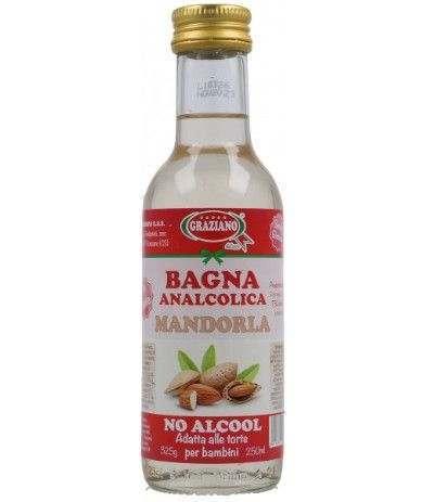 bagna analcolica graziano mandorla- 250 ml
