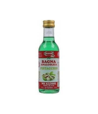 bagna analcolica graziano pistacchio- 250 ml