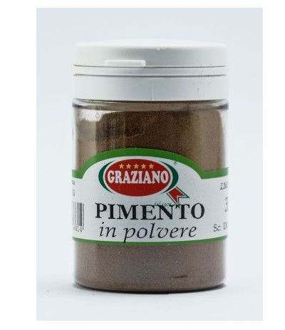 pimento in polvere- 35 gr
