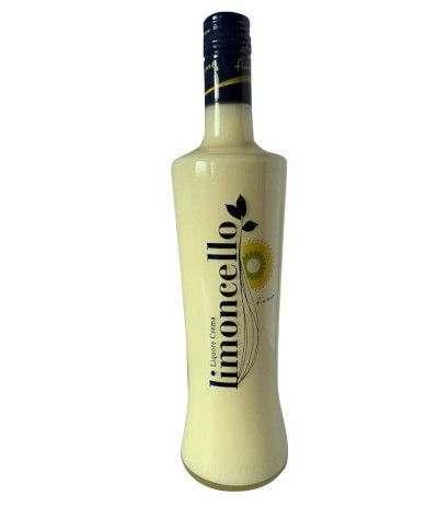 crema limoncello fiume- 70 cl