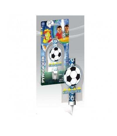 candelotto football - 7,5 cm