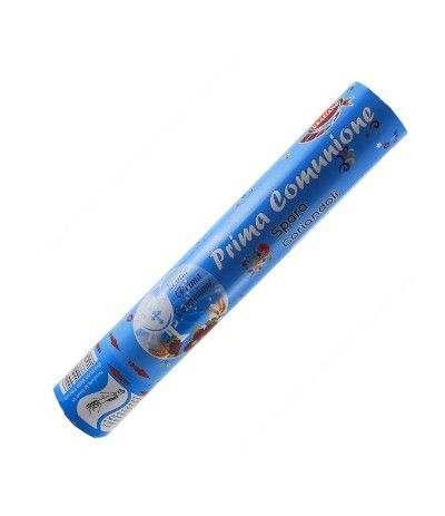 sparacoriandoli comunione azzurro- 30 cm