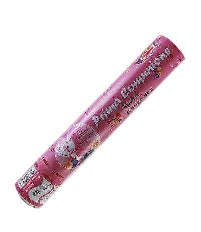 sparacoriandoli comunione rosa- 30 cm