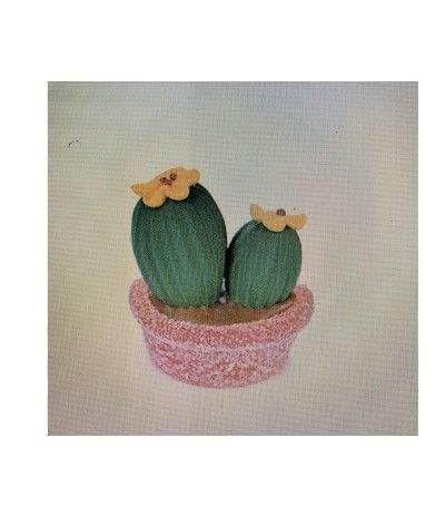 cactus zucchero e gelatina- 5 modelli