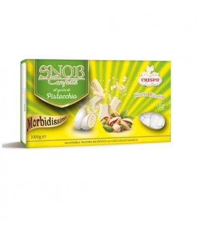 confetti crispo snob pistacchio- 1 kg