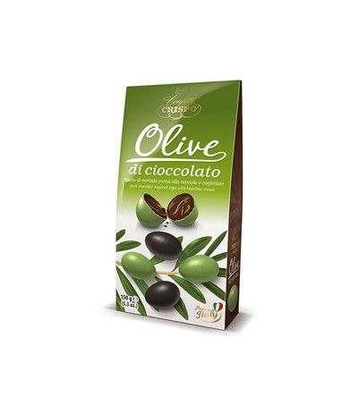 olive di cioccolato crispo- 150 gr