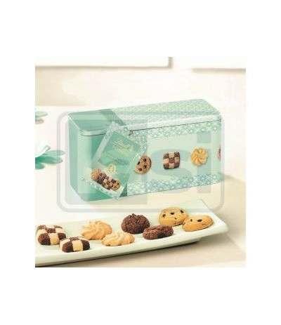 scatola latta lindt pasticcini-300gr