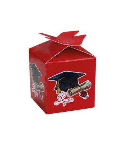 25 Scatoline laurea box