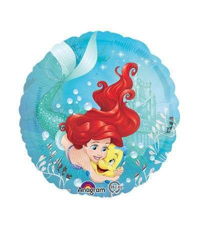 palloncino mylar Ariel- 43 cm