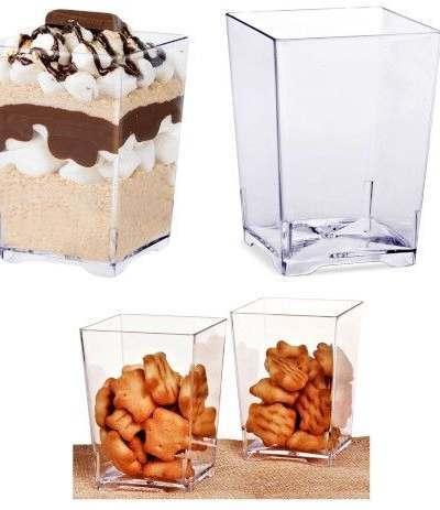 finger food bicchierini piramide-12 pezzi