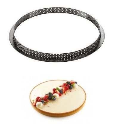 anello traforato cm 23 silikomart