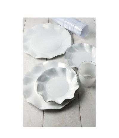 piatto grande bianco- 27 cm