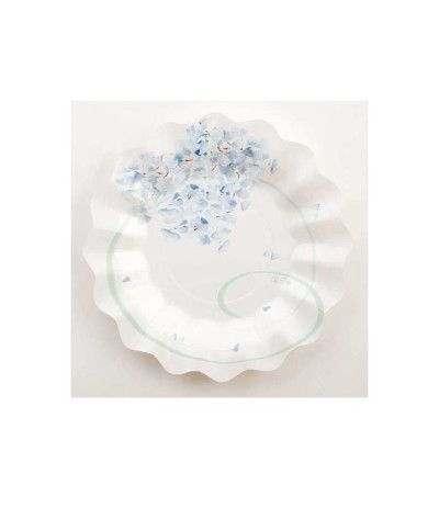 piatto petali- 27 cm