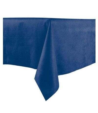 tovaglia tnt blu- 140 x 240 cm