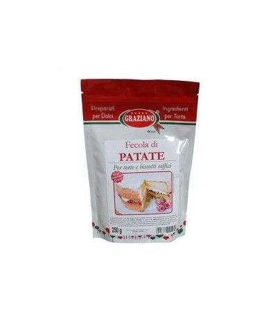 fecola di patate- 250gr