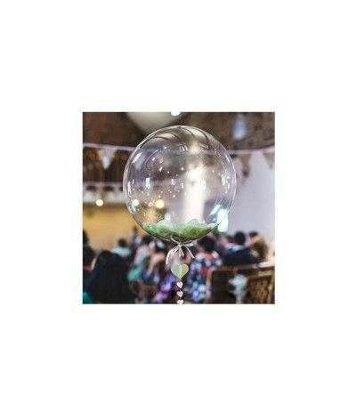 palloncino bubble trasparente- 61 cm