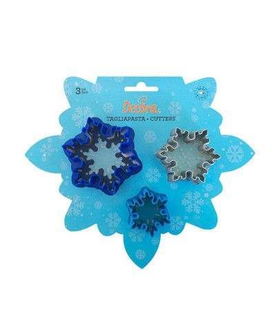 tagliapasta fiocco di neve- 3 pezzi