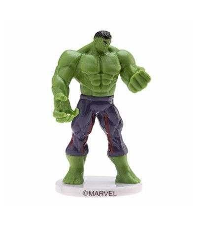 hulk in plastica- 9 cm