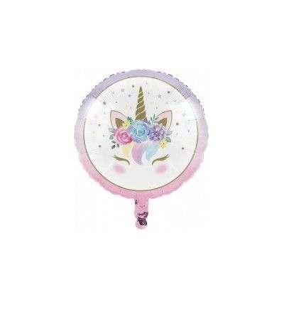 palloncino unicorno- 45 cm