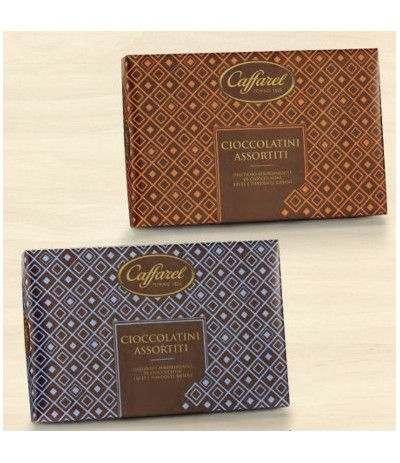 scatola cioccolatini caffarel- 180 gr