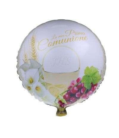 palloncino la mia prima comunione- 45 cm