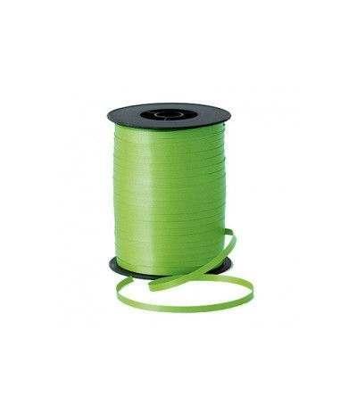 nastrino verde chiaro- 500 mt x 4.75