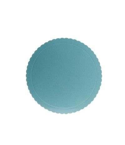 vassoio azzurro- 35 cm