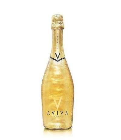 aviva bottiglia gold