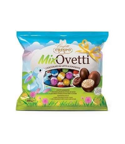 mix ovetti cioccolato 500gr