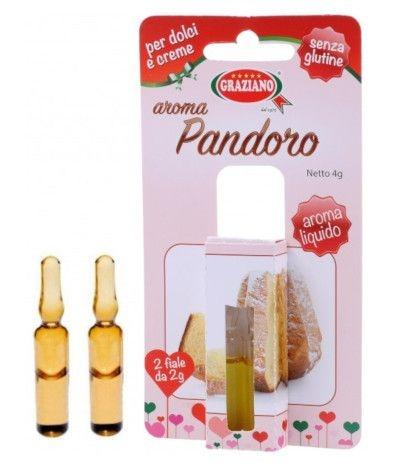 aroma pandoro 2 fiale