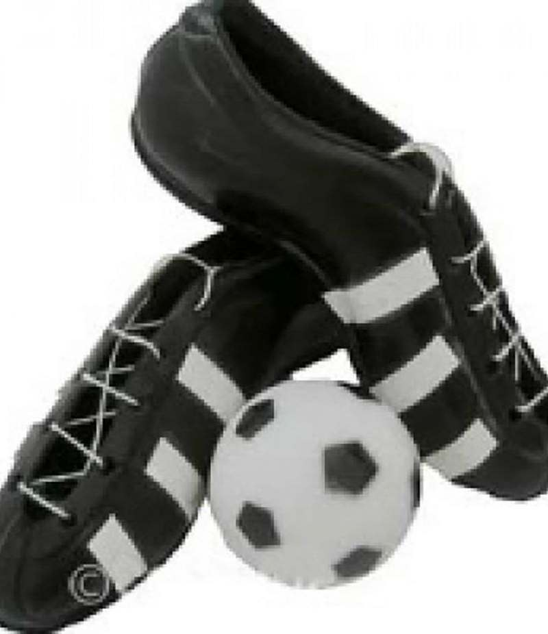 Kit calcio pallone e scarpette