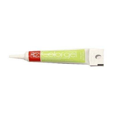 Colorante alimentare in gel verde lime- 20 gr
