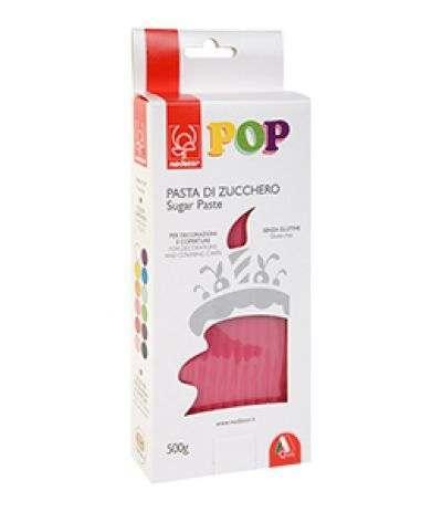 Pasta di Zucchero POP 500gr. (Fucsia)