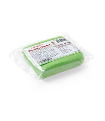pasta model verde chiaro- 250 gr