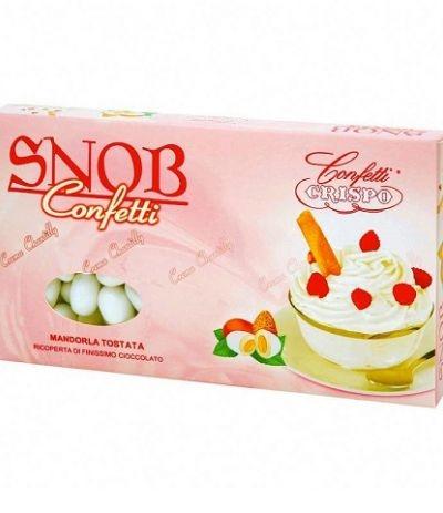 confetti snob crema chantilly- 500 gr