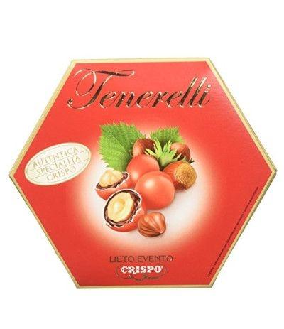 confetti incartati tenerelli rossi- 500 gr