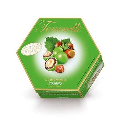 confetti incartati tenerelli verdi- 500 gr