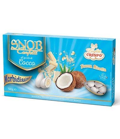 confetti snob cocco- 500 gr