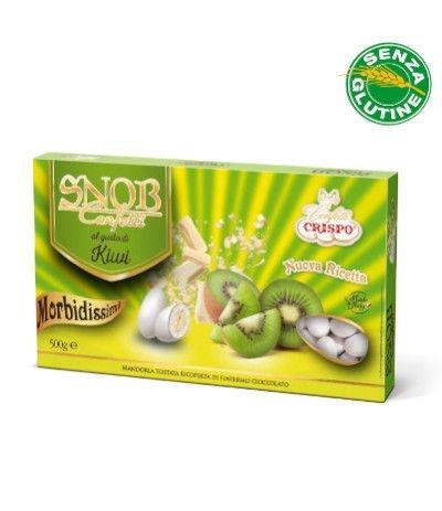 confetti snob kiwi- 500 gr