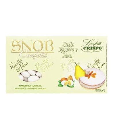 confetti snob ricotta e pera- 500 gr