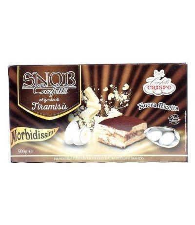 confetti snob tiramisù- 500 gr