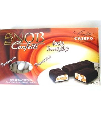 confetti snob torroncino- 500 gr